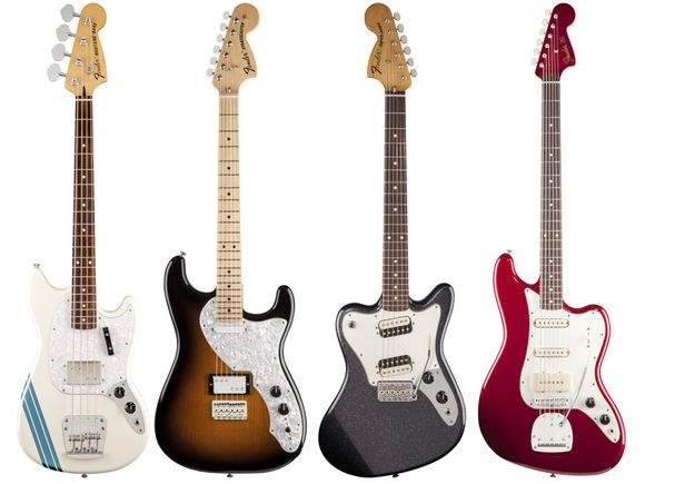 Fender Pawn Shop series 2013
