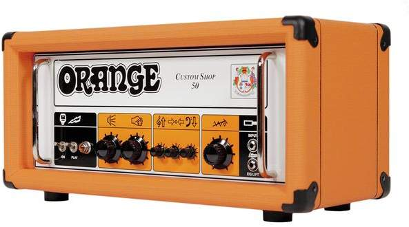 Amplificador Orange Custom Shop 50