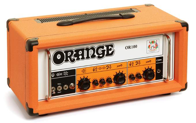 Orange Twin Channel OR100