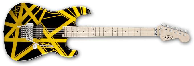 Guitarra EVH Striped Series