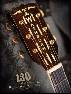Catálogo guitarras Washburn 2013