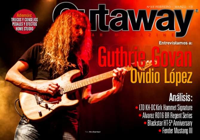 Cutaway Guitar Magazine 33
