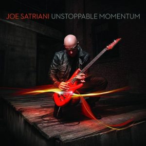 "Satriani ""Unstoppable Momentum"""