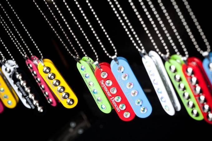 Collares de pastillas Seymour Duncan
