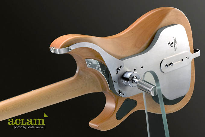 Floating Guitar