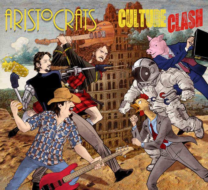 "The Aristocrats - ""Culture Clash"""