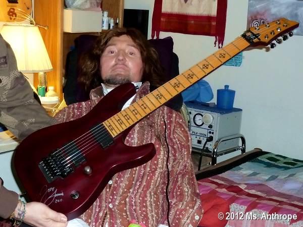 Jason Becker Jeff Loomis guitar