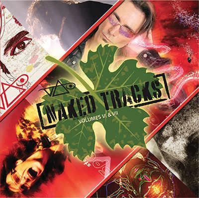 Naked Tracks (Vol. 6 & 7) de Steve Vai