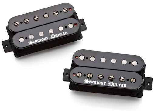 Seymour Duncan The Black Winter