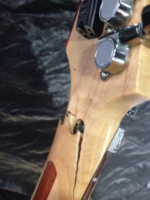 "guitarra ""Bo"" de Steve Vai"