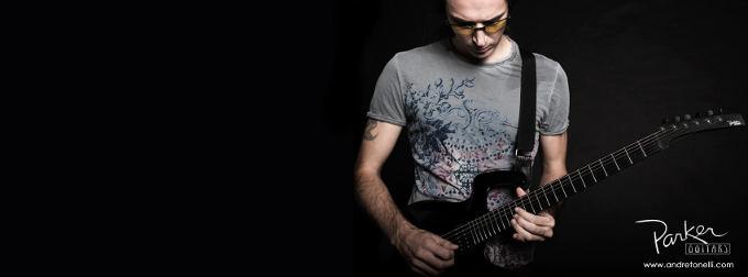 Andre Tonelli Parker Guitars