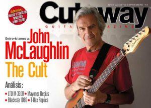 Cutaway Guitar Magazine #36