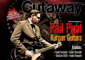 Cutaway Guitar Magazine #37