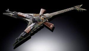 ESP Custom Shop Ghost Soldier