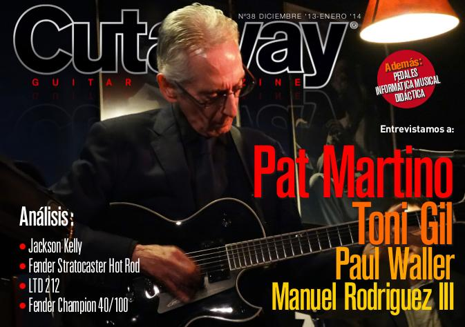 Cutaway Guitar Magazine #38