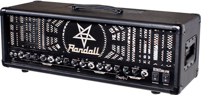 Amplificador Randall Scott Ian Signature – Ultimate Nullifier