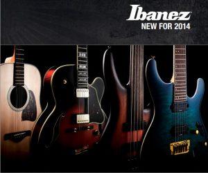 Ibanez Guitars 2014 Catalog