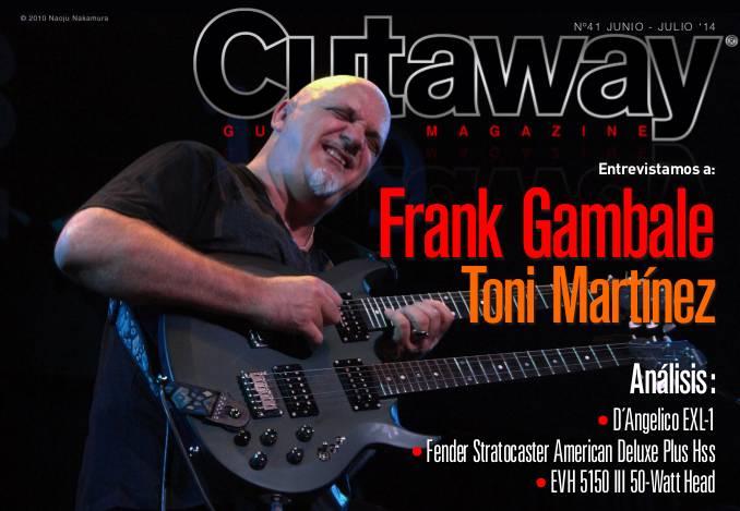 Cutaway Guitar Magazine #41