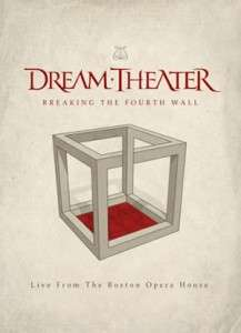 Dream Theater Breaking The Fourth Wall Live From The Boston Opera House