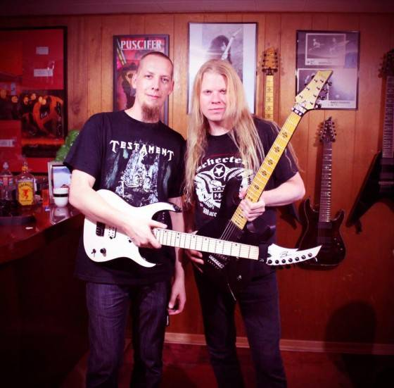 Keith Merrow y Jeff Loomis