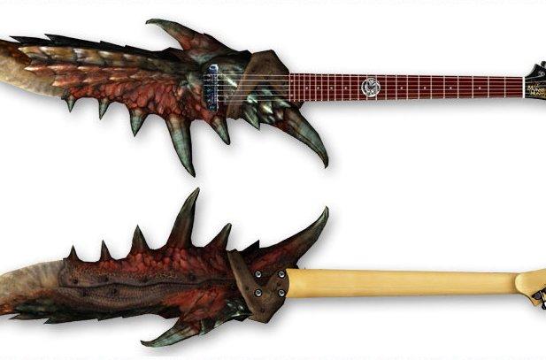 ESP Guitars Incredible 'Monster Hunter'