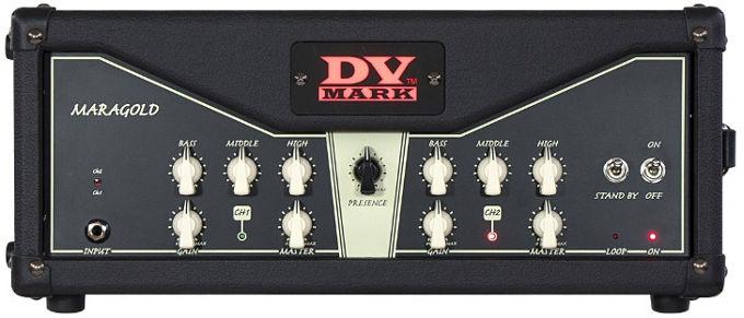 Amplificador DV Mark Maragold Greg Howe Signature