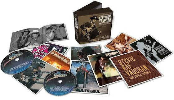 Stevie Ray Vaughan: The Complete Epic Recordings Collection