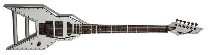 "MAB 29 fret ""Rocket"" Signature Guitar"