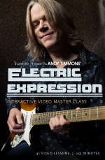 Andy Timmons Electric Expression
