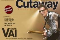 Cutaway Guitar Magazine Steve Vai