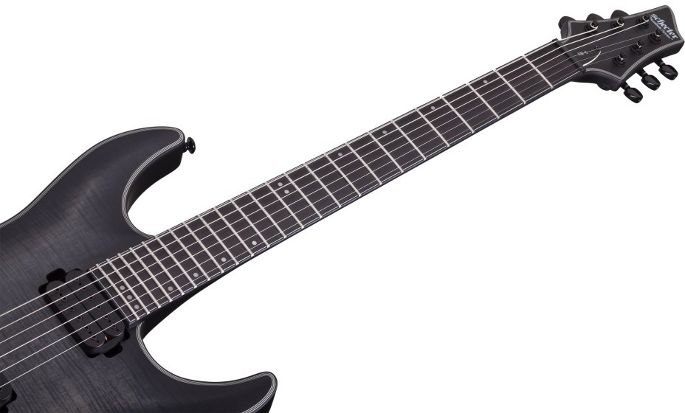 Schecter Guitars Keith Merrow 6 strings blackSchecter Guitars Keith Merrow 6 strings black