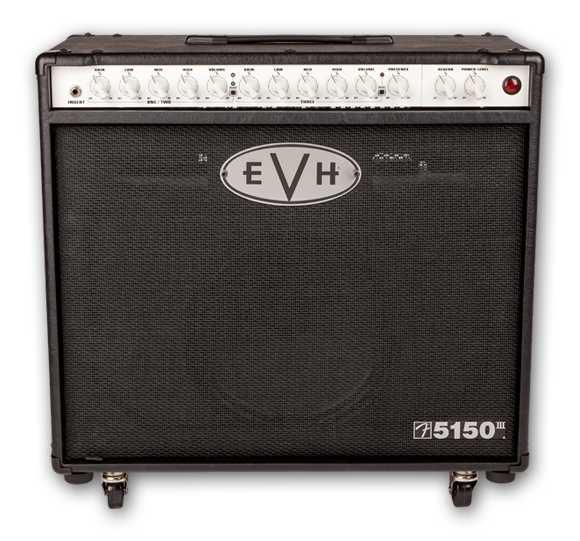 Amplificador EVH 5150III 1X12 50W COMBO