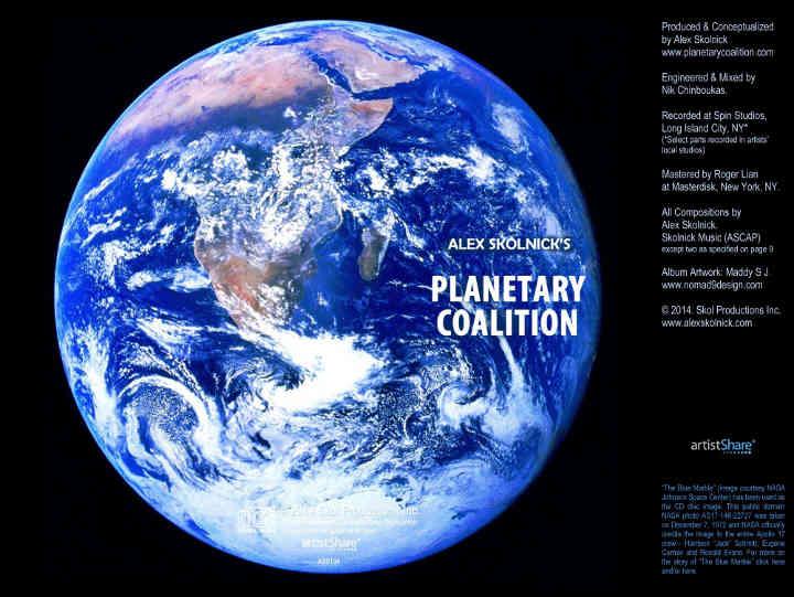"""Planetary Coalition"" de Alex Skolnick"