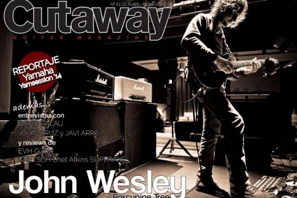 Cutaway Guitar Magazine #43
