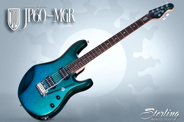 Sterling by Music Man JP60-MGR John Petrucci