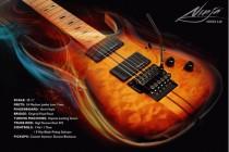 Legator guitars