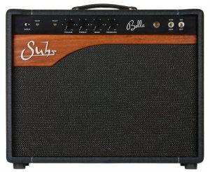 Suhr Bella: amplificador portatil a válvulas