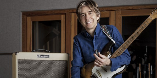 Eric Johnson Roland Cube Blues