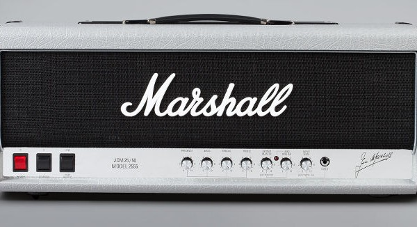 Marshall Silver Jubilee 2555X