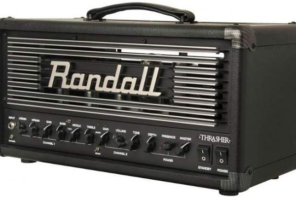 Cabezal Randall Thrasher de 50 vatios