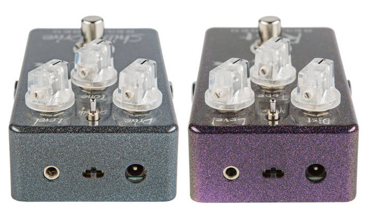Pedales Suhr Galactic Edition Riot y Shiba Drive Re|Loaded