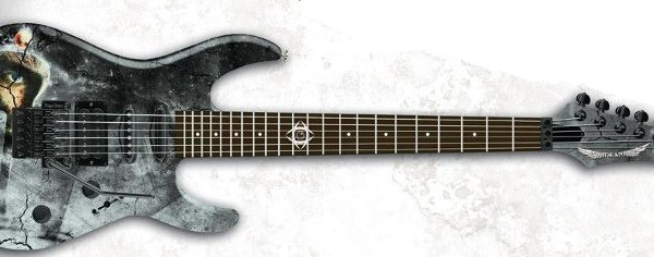 "Dean ""Mind's Eye"" Vinnie Moore signature"
