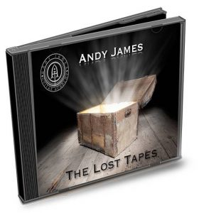 Andy James the lost tapes