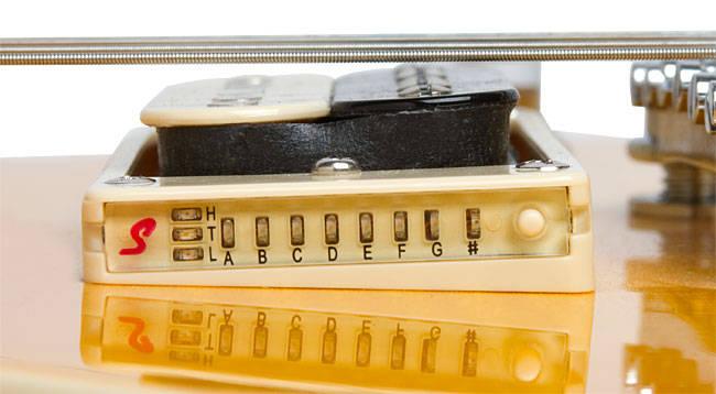 Afinador E-Tuner de Epiphone