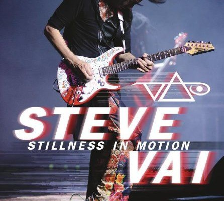 Stillness in Motion: Vai Live in L.A. CD y DVD