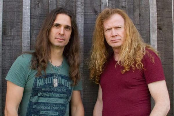 Kiko Loureiro Dave Mustaine