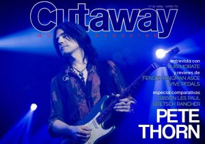 Cutaway Guitar Magazine #46: Pete Thorn, Gibson Les Paul...
