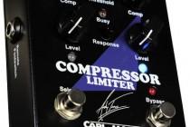 Carl Martin Andy Timmons Signature Compressor Limiter