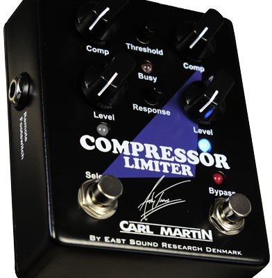Carl Martin Andy Timmons Signature Compressor Limiter