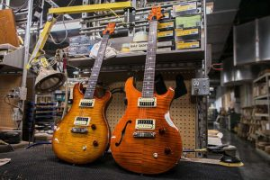 PRS SE Custom 22 y SE Custom 22 Semi-Hollow